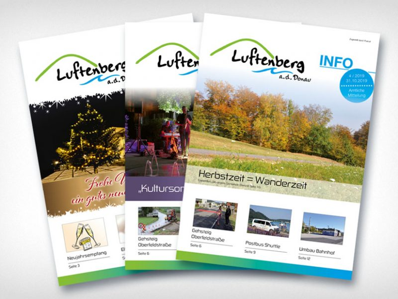Infoblatt Luftenber